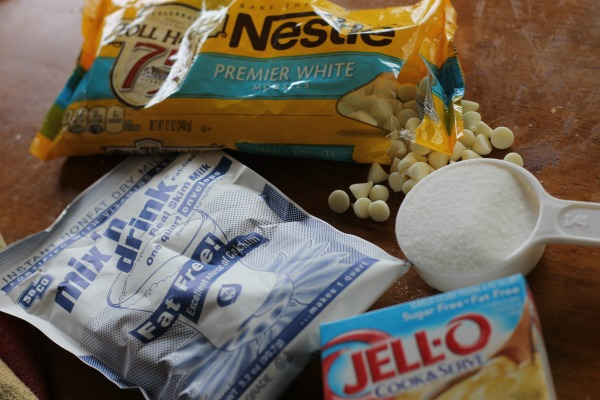 frozen white cocoa mix ingredients