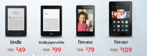 Amazon: *HOT* Kindle Fire HD just $39!??!?!?