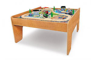 Toys R Us: Imaginarium Train Set with Table – 55-Piece on sale for just $39.99