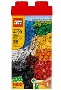*HOT* LEGO Giant Creative Tower 1,600 pieces with storage box just $35!!! Reg. $70