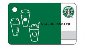 Starbucks: Buy a $10 eGift + Get an EXTRA $10 FREE!!