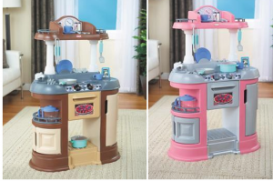 Little Tikes Magicook Kitchen in Neutral or Pink just $19!!!! Reg. $60