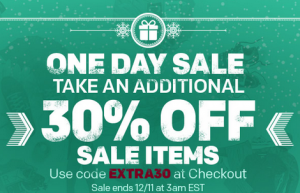 Reebok.com: Additional 30% off ALL Sale Items, TODAY ONLY!