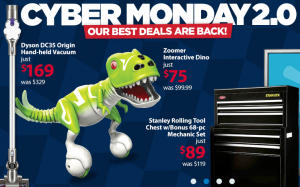 Walmart: Cyber Monday 2.0 is LIVE NOW!!!