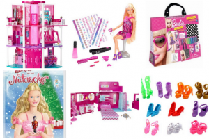 10 Barbie Toys up to 50% off!!