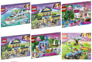7 LEGO Friends Sets up to 40% off!