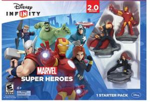 *HOT* Disney Infinity 2.0 Starter Kit just $44.97!