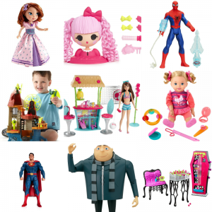 HUGE Round Up of over 50 Toys Marked down up to 60%!! Starting at just $5!