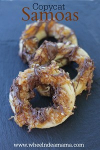 Copycat Recipe: Samoas Girl Scout Cookies