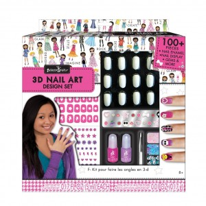 Fashion angels 3d nail art design set just 1285 reg 2399 get this fashion angels 3d nail art design set for just 1285 originally 2399 ships free with amazon prime or on orders over 35 prinsesfo Images