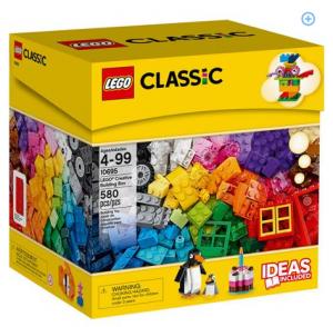 LEGO Creative Building Box just $20!!! Reg. $40 (580 Pieces!!)