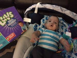 Join the Luvs® Club for Savings on Diapers!! #BabyLuvsBoxes