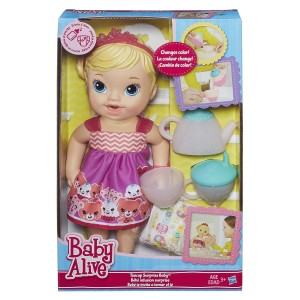 Baby Alive Has A Tea Party Doll Only 13 66 Reg 21 99