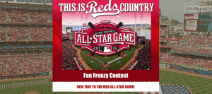 Enter to Win TWO Tickets to the MLB All-Star Game!!! Sponsored by Sam Recover!