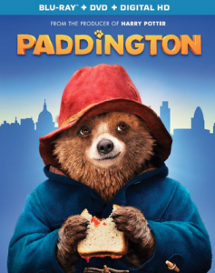 Paddington is now on BluRay! Enter to win it AND a Gift Package!