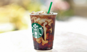 Just $5 for a $10 Starbucks eGift Card!!! GO NOW!!!  PLUS a FREE Drink!!!