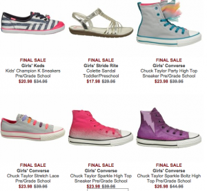 Shoes.com: Buy One, Get One FREE All Sale and Clearance = INSANE deals!!!!