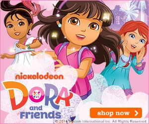 NEW Episodes of Dora and Friends are now on Nickelodeon!