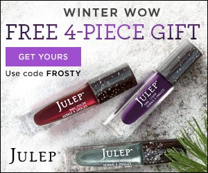 *HOT* FREE Box of Julep Beauty Products!! $40 Value just $3.99 Shipped!