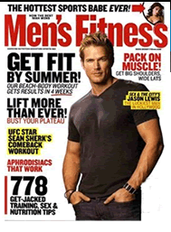 Free Year subscription to Men's Fitness