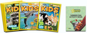 *HOT* National Geographic for Kids (1yr subscription) for $12
