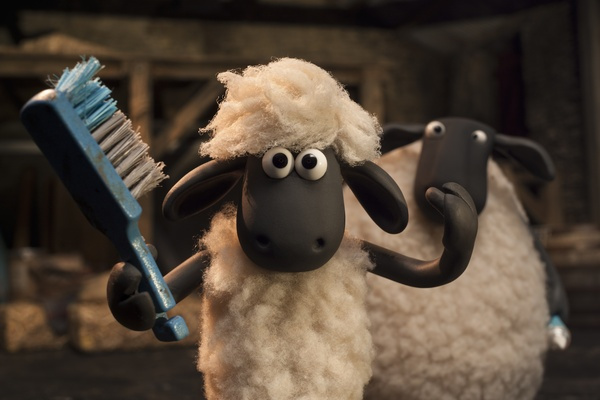 shaun in shawn the sheep movie