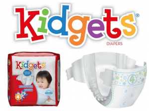 Kidgets Diapers from Family Dollar, GREAT Protection for Your Little One
