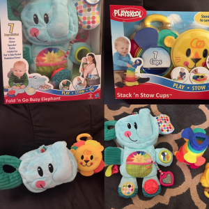 "Awesome new Toys ""to-go"" from Playskool! #PlayskoolOnTheGo #IC #ad"
