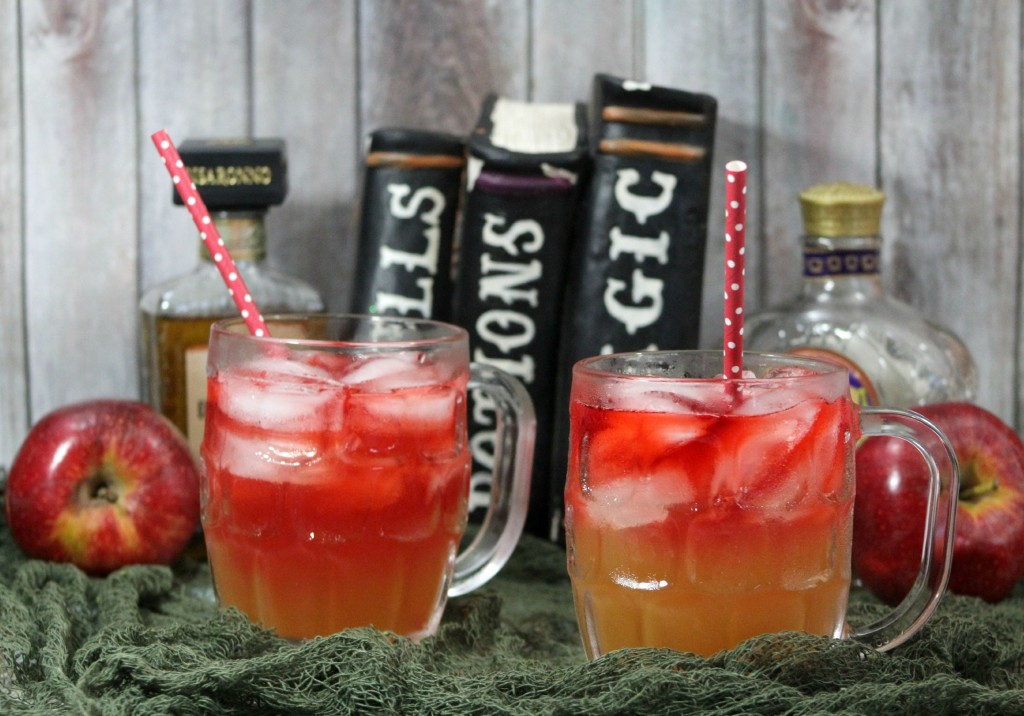 Poison Apple cocktail 2