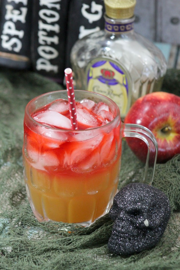 Poison Apple cocktail 3