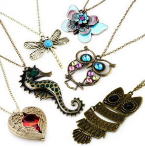 18 Jewelry Items under $4!! FREE shipping!