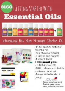24 Hours Only! Cyber Monday Special on Young Living Essential Oils Starter Kit!