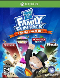 Hasbro Family Fun Pack 50% off!!! Just $19.99