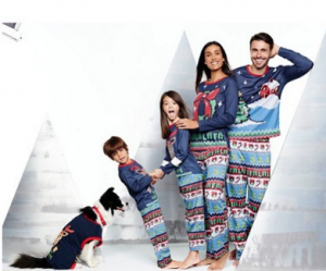 Target: 40% off PJs for the Whole Family!