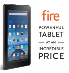 *HOT* Amazon Kindle Fire just $34.99!!!!!