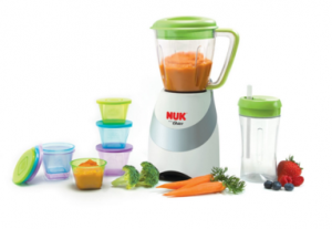 NUK Smoothie and Baby Food Maker just $23.72!!! Reg. $49.99