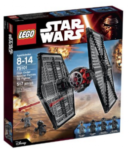 LEGO Star Wars First Order Special Forces TIE Fighter just $55.95 Reg. $69.99