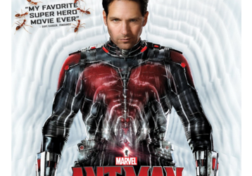 Marvel's Ant-Man is the Perfect Holiday Gift!!