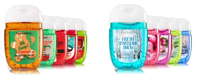 Bath amp body works free shipping w 10 order hand sanitizers 1 20