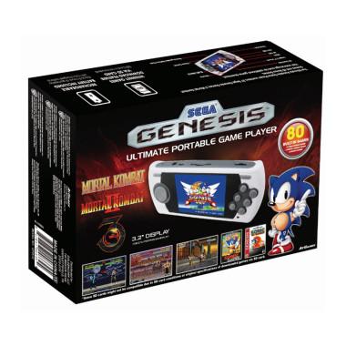 Jack Red's Hell: Jack Red reviews AtGames Sega Genesis
