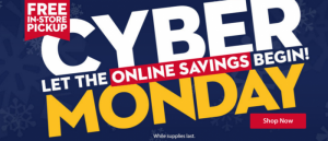 Walmart: Cyber Monday Sale is LIVE!