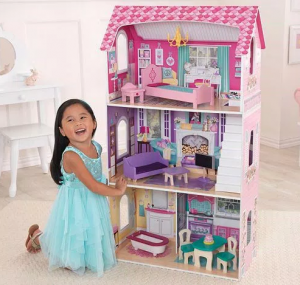 KidKraft Dakota Dollhouse AND 11 piece Accessory Set just $56.24!! Reg. $99