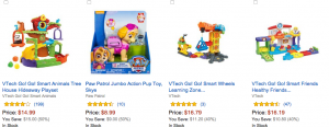 40% off Giftable Toys!! Frozen, Ever After, MegaBloks, V-Tech and More!