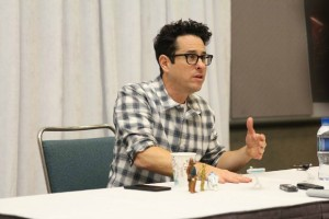 EXCLUSIVE Interview with J.J. Abrams, Star Wars: The Force Awakens