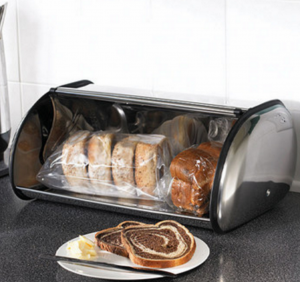 *HOT* Stainless Steel Bread Storage just 99¢