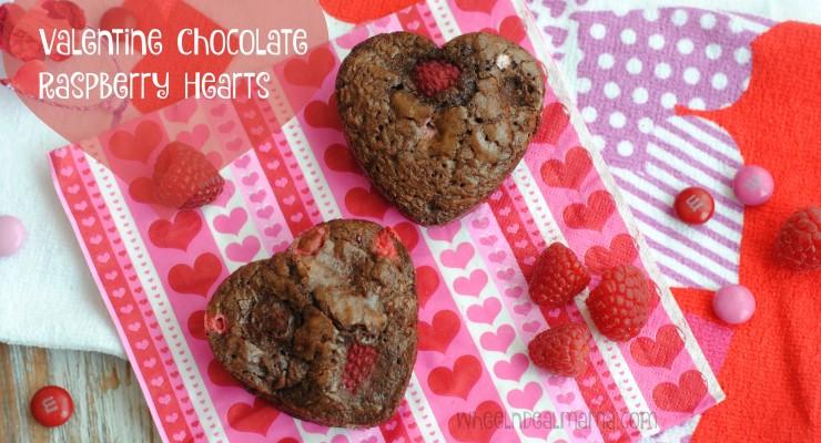 Rasberry Brownies