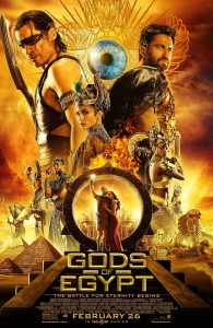 FREE Screening Passes for Gods of Egypt — 2/24! Select Cities