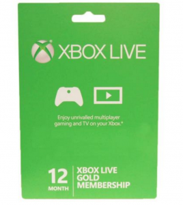 Xbox Live Gold Membership for $39.99 + Free shipping! Reg. $60!