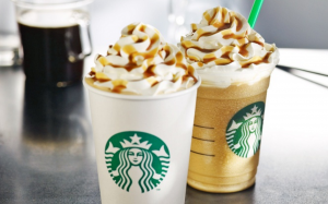 Just $5 for a $10 Starbucks Gift Card!