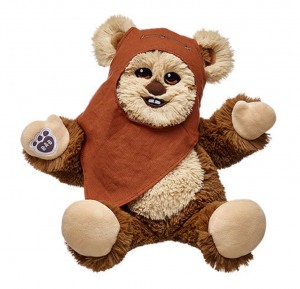 Two Star Wars Build a Bears for just $45! Including the NEW Ewok Build a Bear!